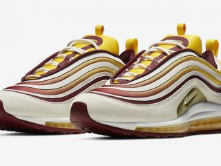 Nike Air Max 97 ''Amarillo/Team Red''