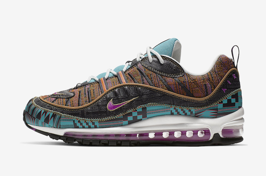 Nike Air Max 98 ''BHM''