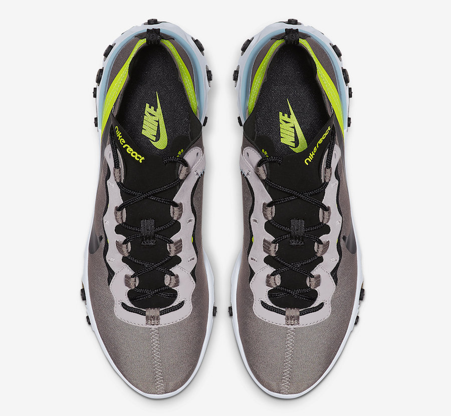 Nike React Element 55 ''Pumice''