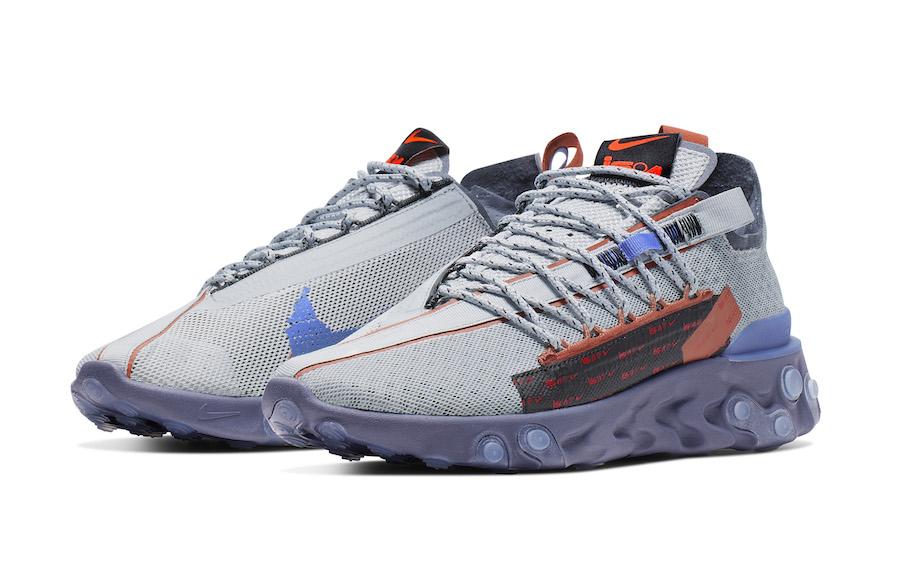 La Nike React WR ISPA revient dans 3 nouveaux coloris