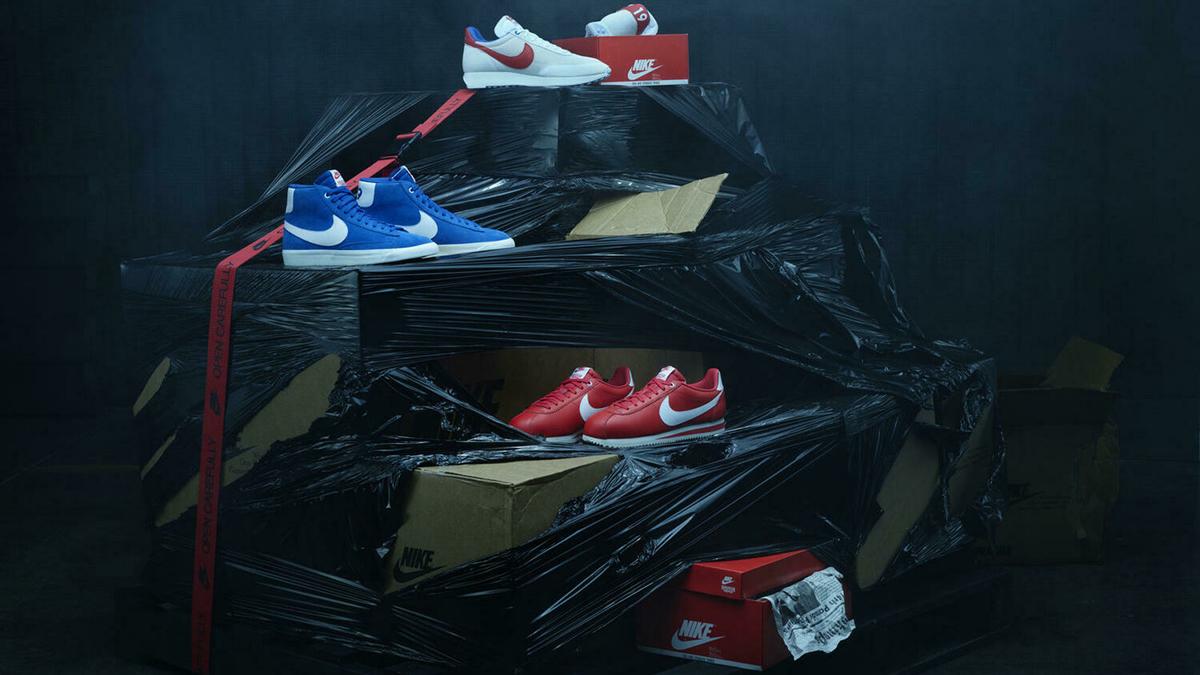 Stranger Things x Nike, zoom sur la collection complète