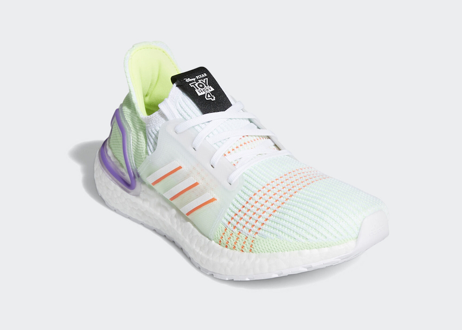 Toy Story 4 x adidas Ultraboost 19 ''Buzz Lightyear''