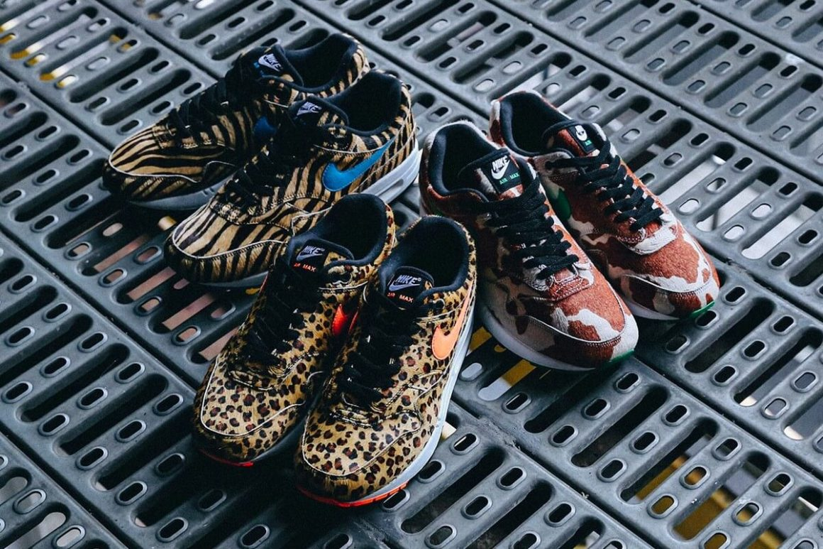 atmos x Nike Air Max 1 ''Animal 3.0'' Pack