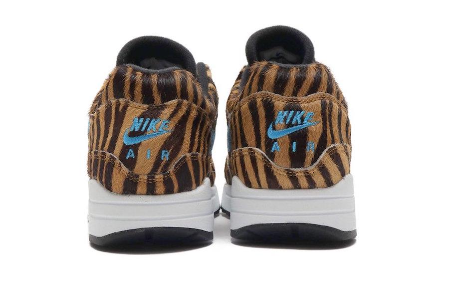 "atmos x Nike Air Max 1 DLX ''Animal'' Pack - ""Tiger"""