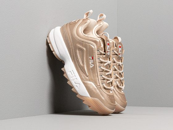 FILA Disruptor M Low WMN ''Gold''