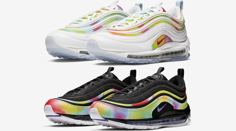 Nike Air Max 97 ''Tie-Dye'' Pack