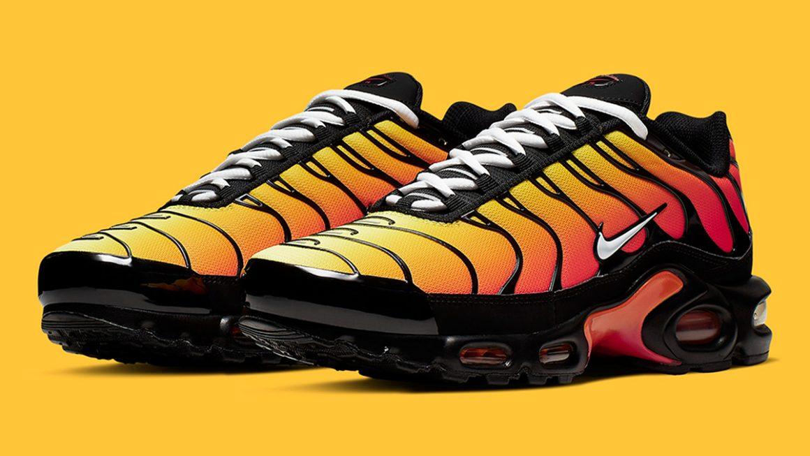 Nike Air Max Plus ''Tiger'' 2019 - Sneaker Style