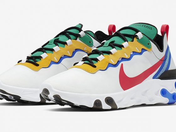 Nike React Element 55 ''Multicolor''