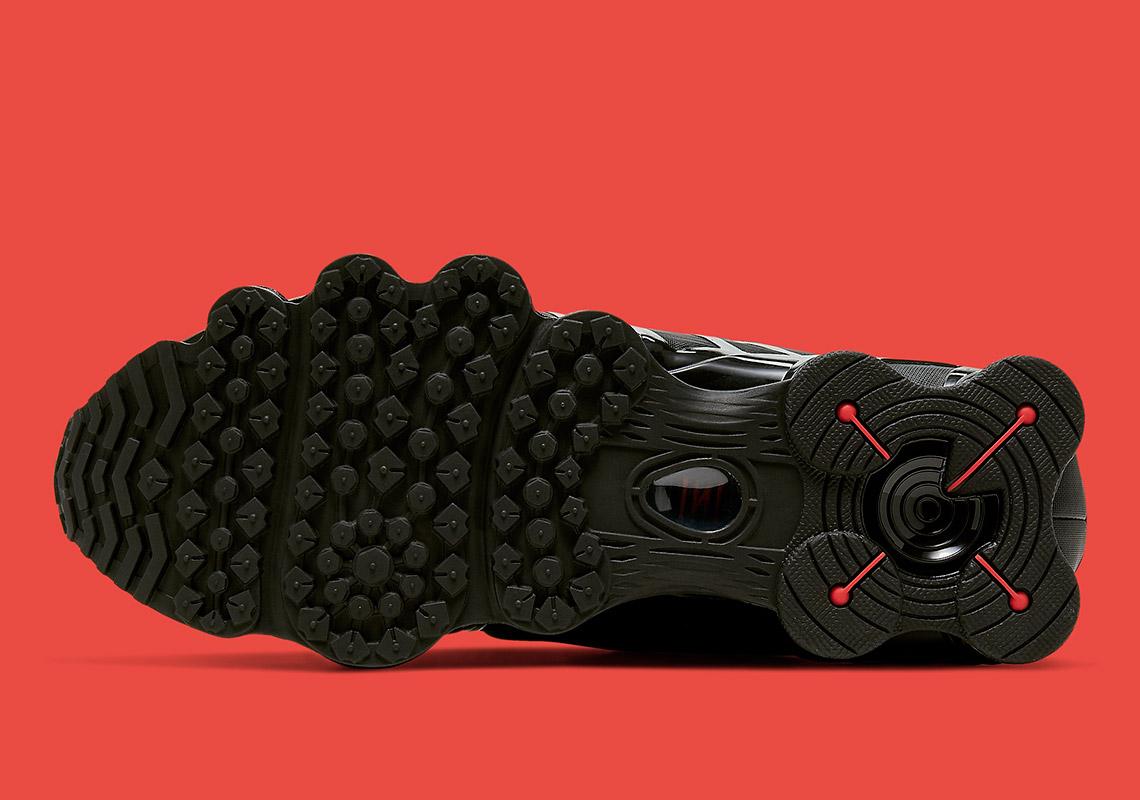 Nike Shox TL ''Black/Metallic Hematite''