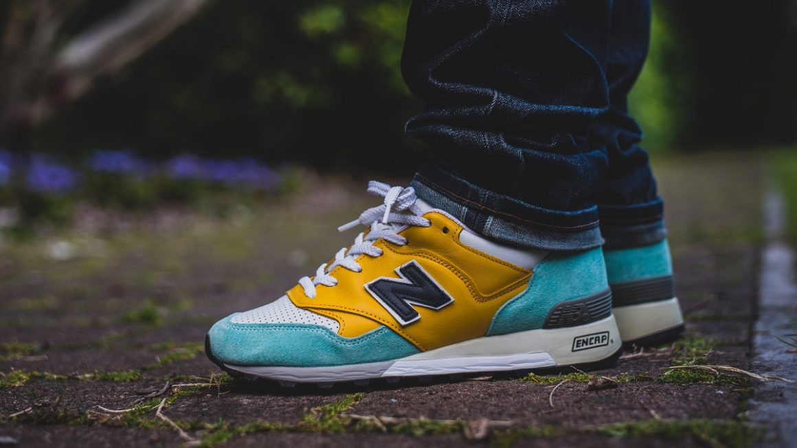 Sneakersnstuff x New Balance ''The Secret 577'' - 2005