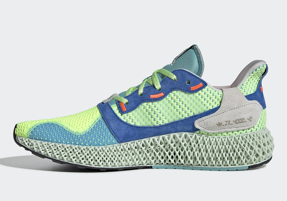 adidas ZX 4000 4D ''Easy Mint''