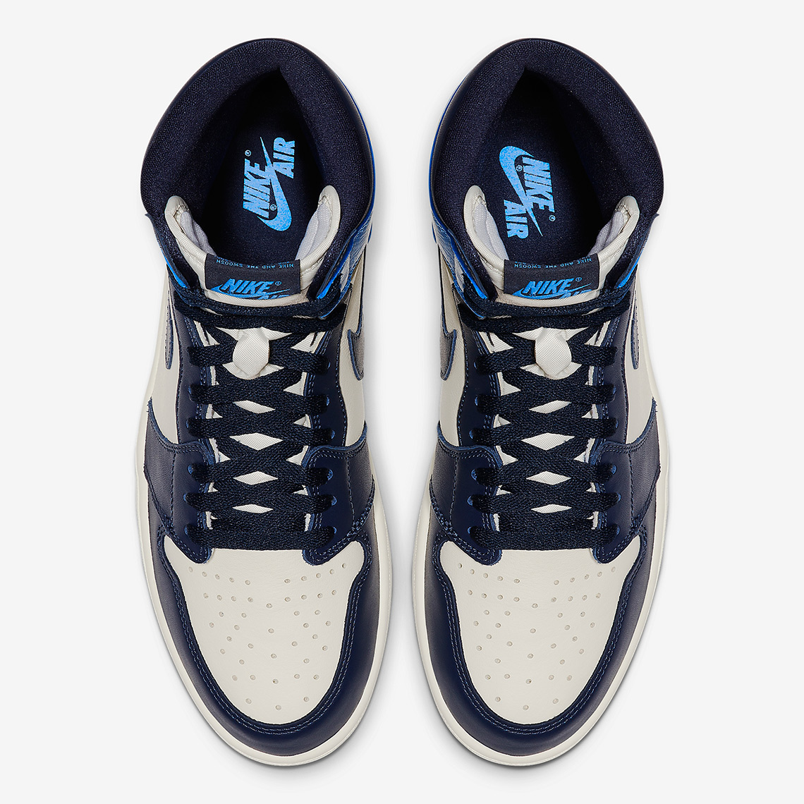 Air Jordan 1 Retro High OG ''Obsidian''