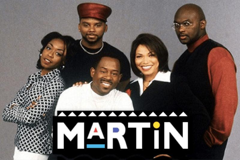 MARTIN - Logo