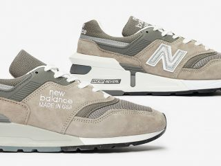 New Balance 997 Grey Pack - 2019