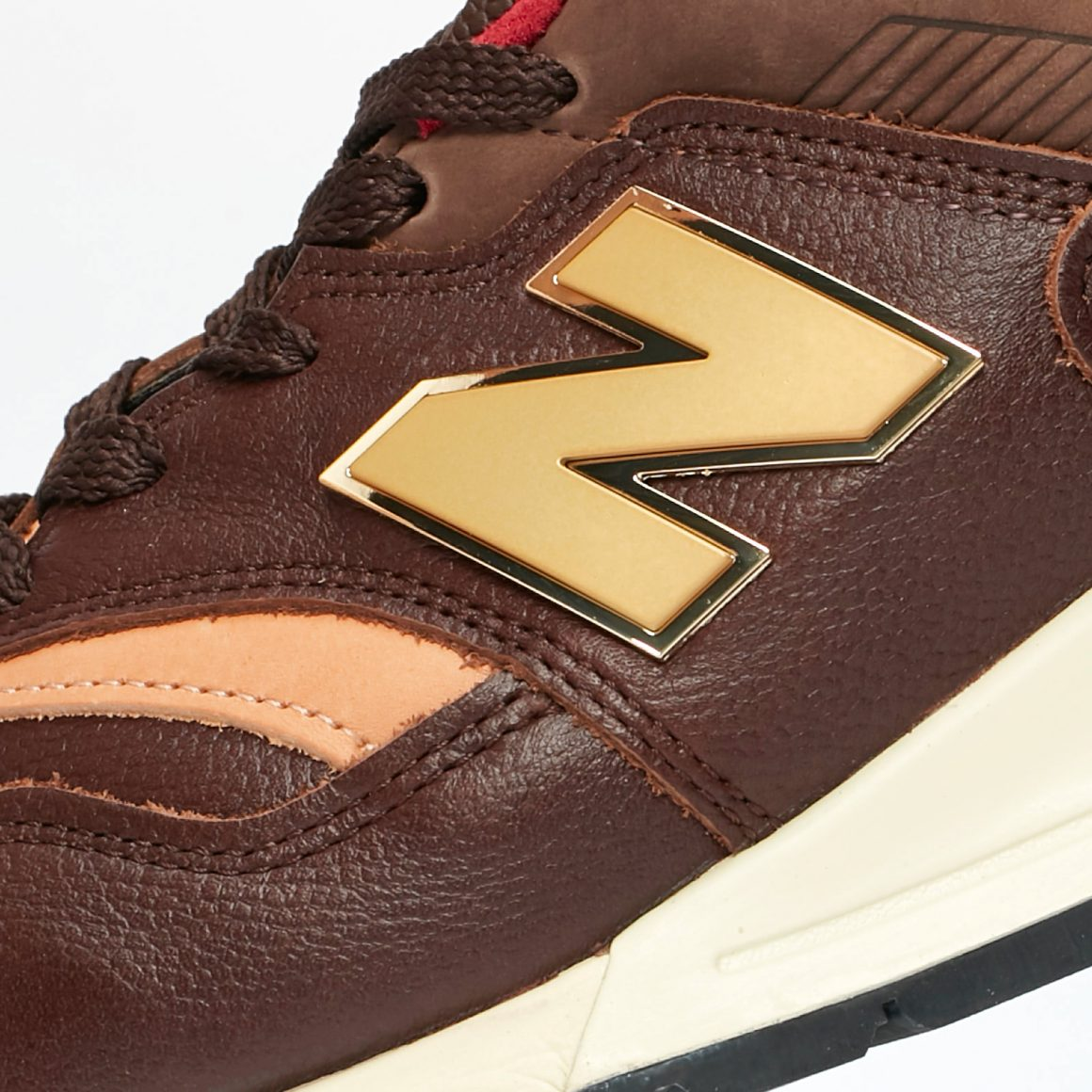 New Balance 997 ''Made In USA'' ''Brown Tan''