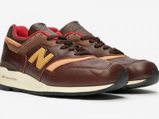 New Balance 997 ''Made In USA'' ''Brown Tan''