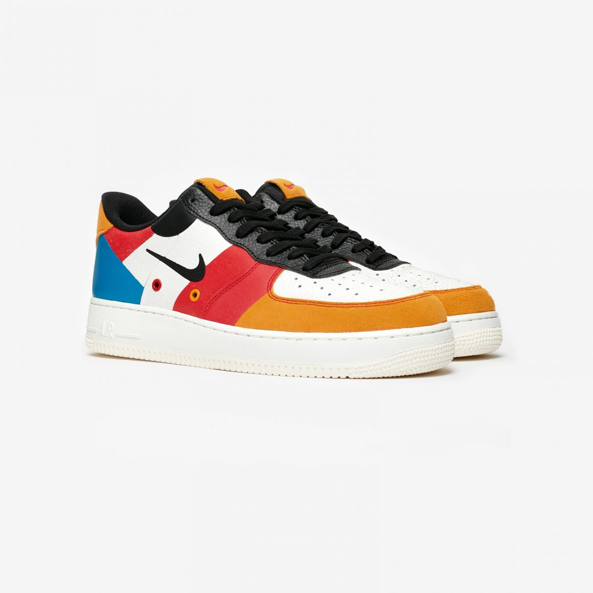 Nike Air Force 1 '07 PRM ''Colorblocked''