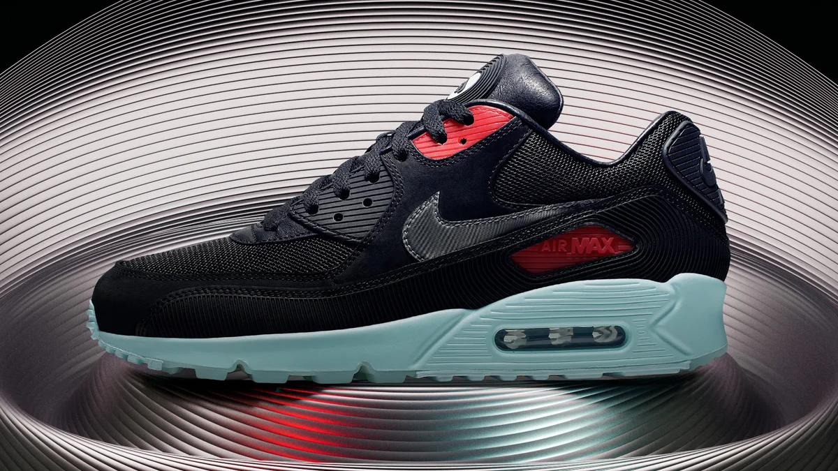 grossiste 44e75 3a5a2 Nike Air Max 90 Premium ''Vinyl'' - Sneaker Style