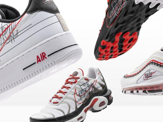 Nike ''Script Swoosh'' Pack