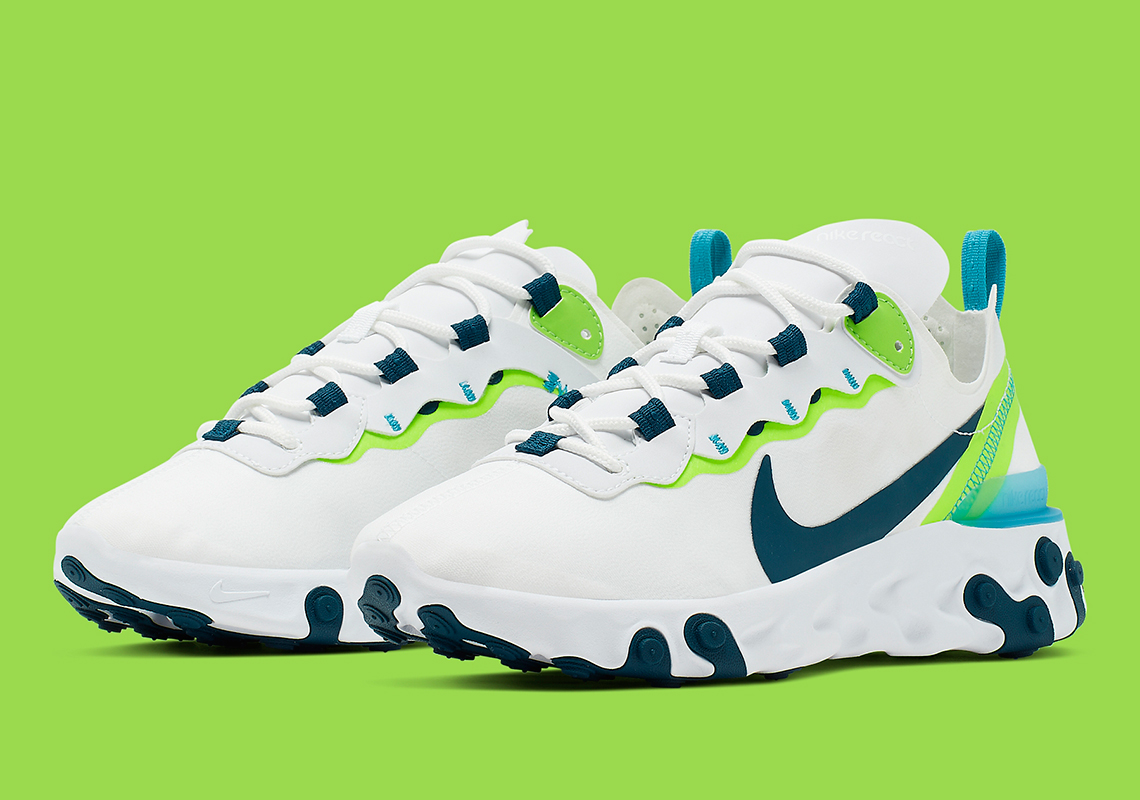 Nike W React Element 55 ''Blue Force''