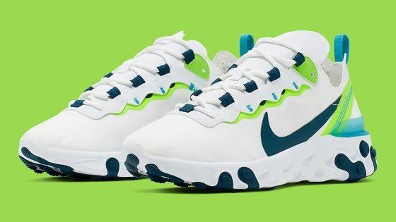Nike W React Element 55 ''Blue Force''