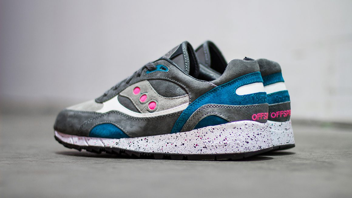 "Offspring x Saucony Shadow 6000 ""Running Since '96"" - 2014"