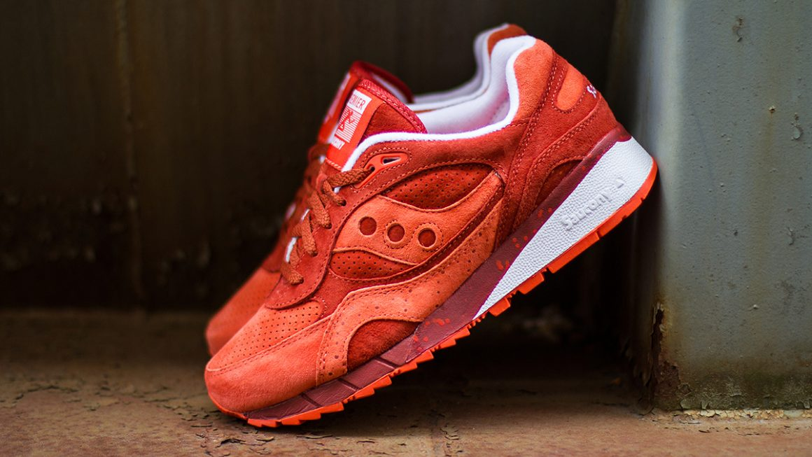 "PREMIER x Saucony Shadow 6000 ""Life On Mars"" - 2014"