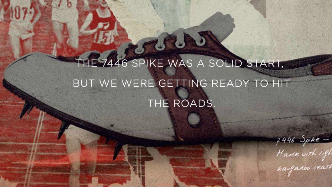 Saucony 7446 Spike - 1958