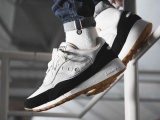 Saucony Shadow 6000 Perf Pack - Black/White