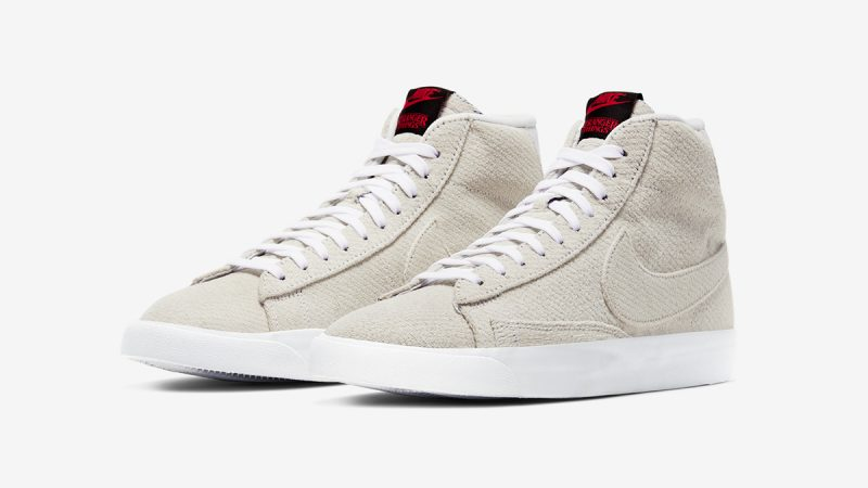 Stranger Things x Nike Blazer Mid ''Upside Down''