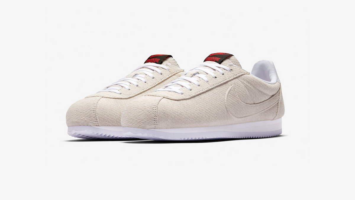 Stranger Things x Nike Cortez ''Upside Down'' Sneaker Style