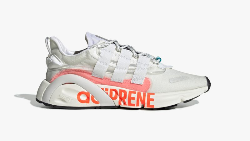 adidas LXCON ''Crystal White/Solar Red''