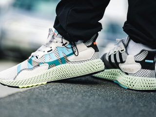 adidas ZX 4000 4D ''I Want I Can''