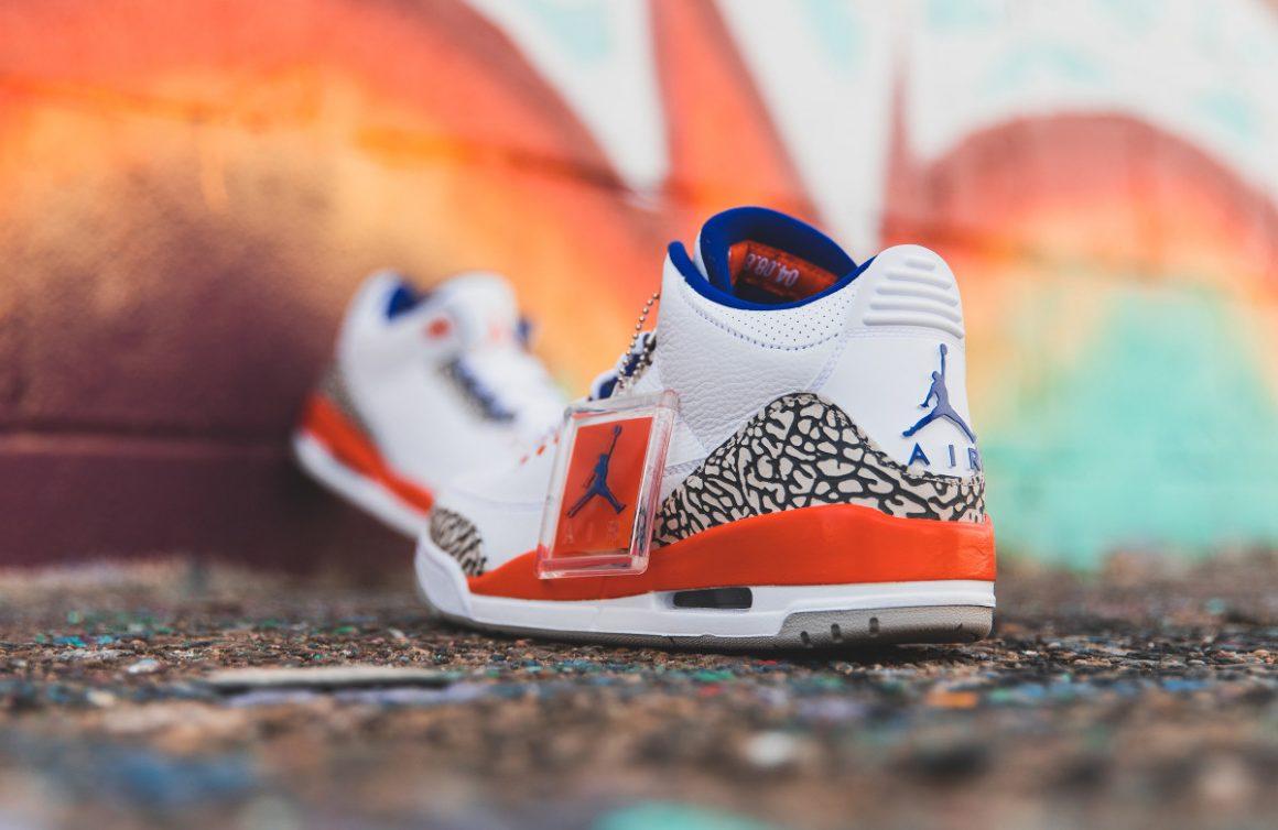 Air Jordan 3 ''Knicks''