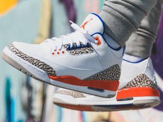 Air Jordan 3 ''Knicks''