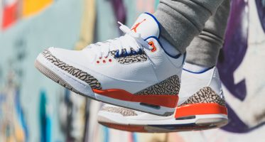 Air Jordan3 ''Knicks''