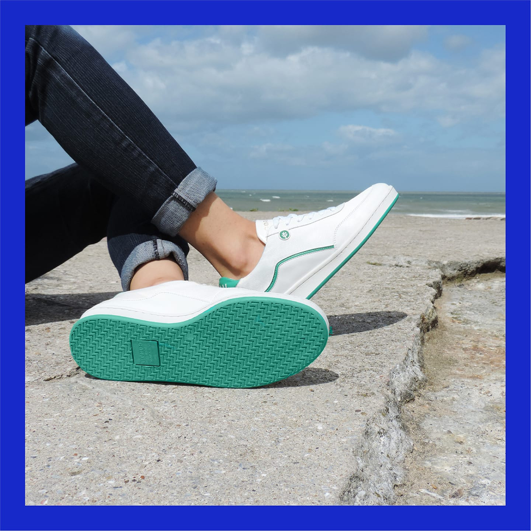 Corail - La Marseille blanche et verte