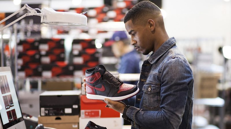 Les meilleurs sites pour l'achat/vente de sneakers