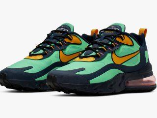 Nike Air Max 270 React ''Electro Green''