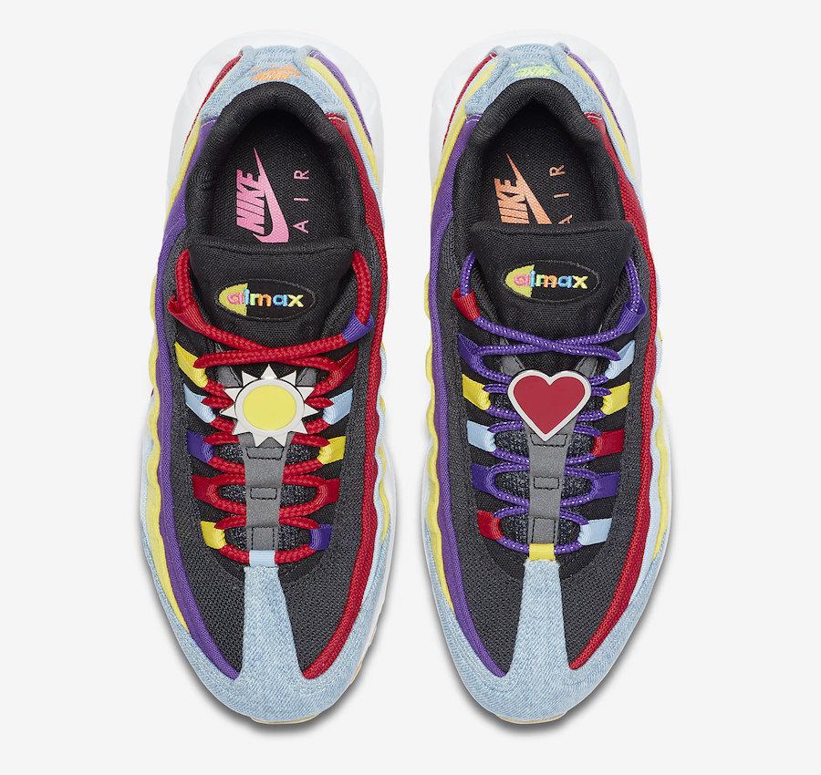 Nike Air Max 95 SP ''Psychic Blue''