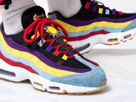 Nike Air Max 95 SP ''Psychic Blue''