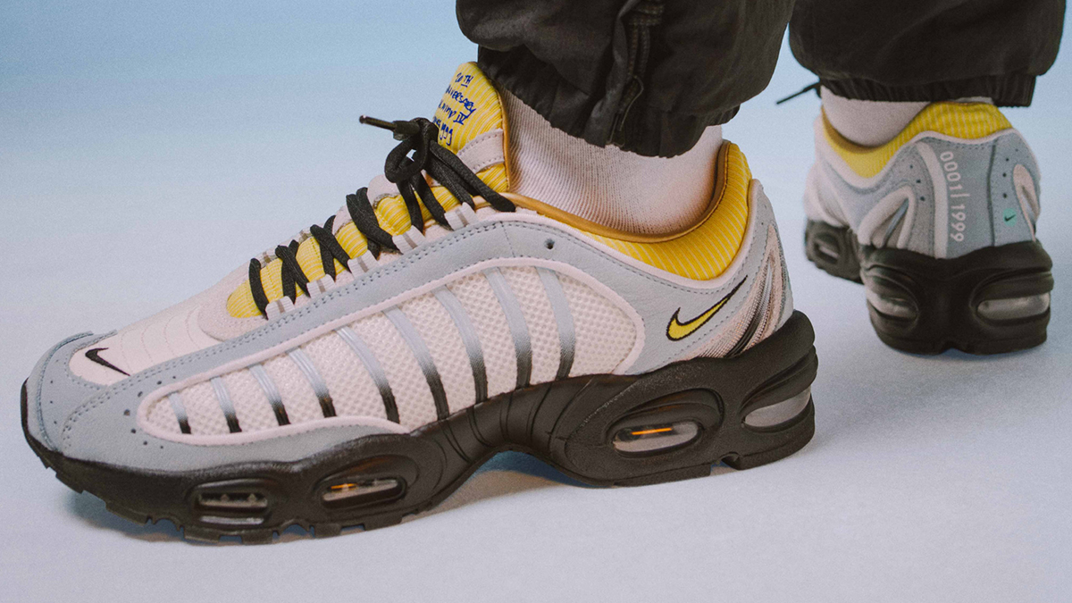 Nike Air Max Tailwind IV ''20th Anniversary'' Sneaker Style