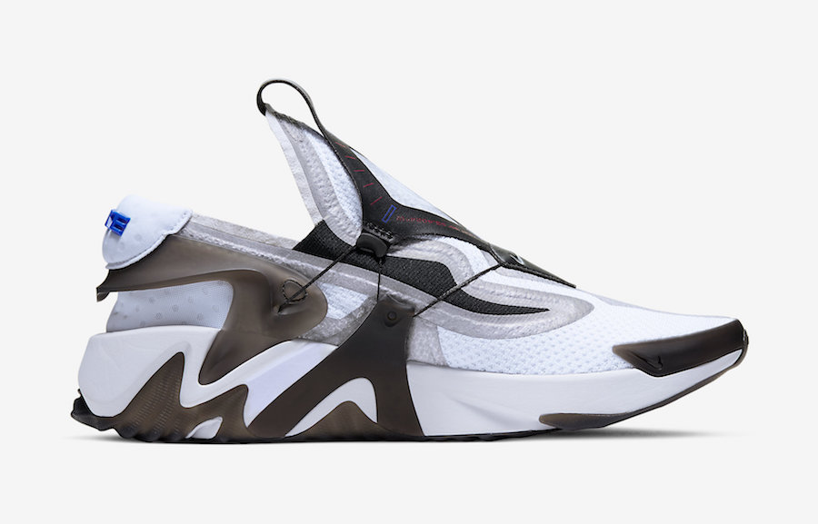 Nike Huarache Adapt ''White/Black''
