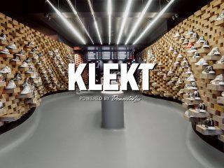 Presentedby KLEKT