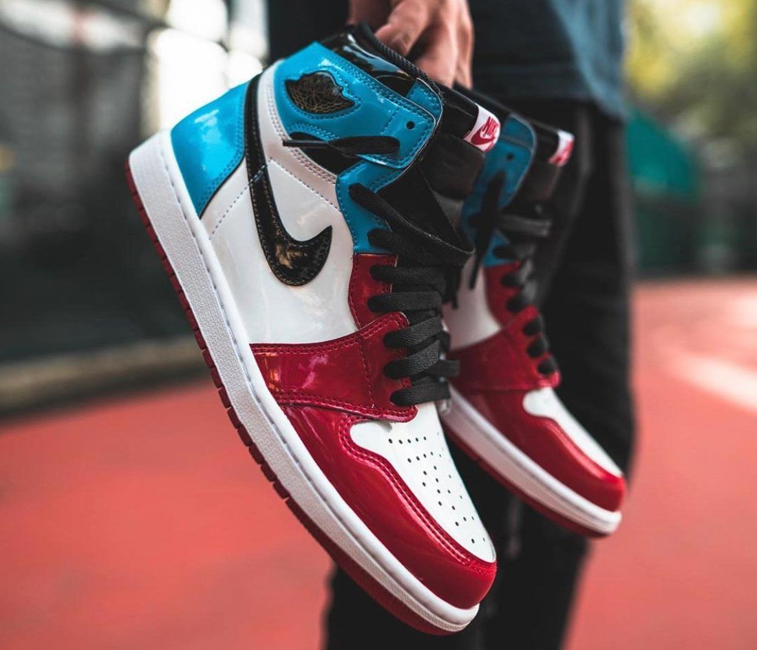 Air Jordan 1 Retro High OG ''Fearless''