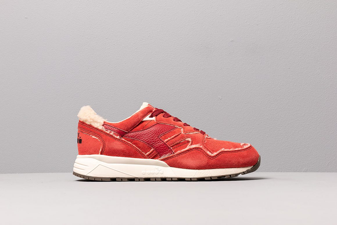Diadora N9002 ''Aviator Italy'' - Brown Purple