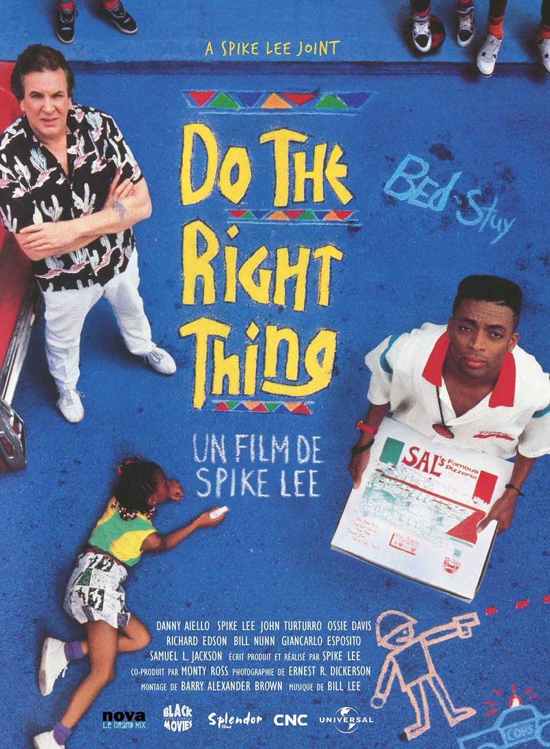 Do The Right Thing - Spike Lee