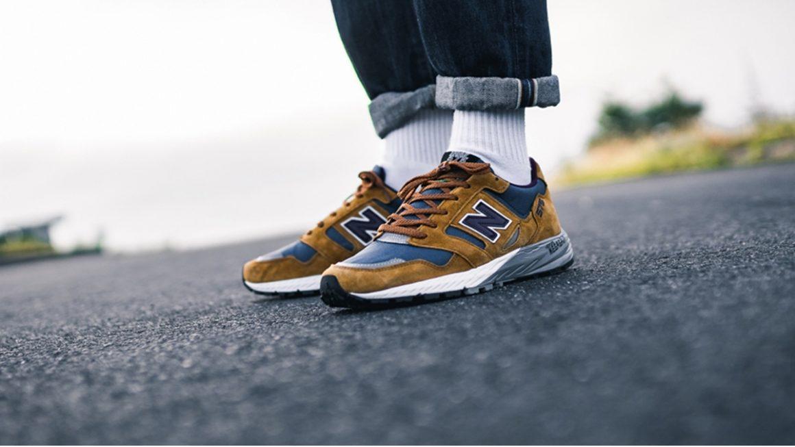 New Balance 575 ''Made in UK'' ''Tek-Trail'' Pack - Sneaker Style