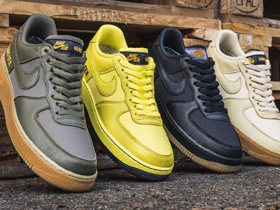 Nike Air Force 1 GORE-TEX Pack