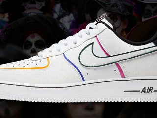 Nike Air Force 1 Low ''Day of the Dead''